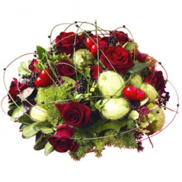 Flower arrangement<br>Love