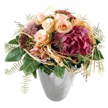 Romantic summer bouquet