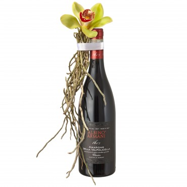 A Charming Genie in a Bottle:  Amarone Albino Armani  DOCG (75cl)