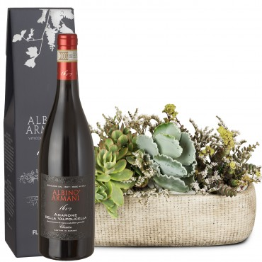 Desert Feeling with Amarone Albino Armani  DOCG (75cl)