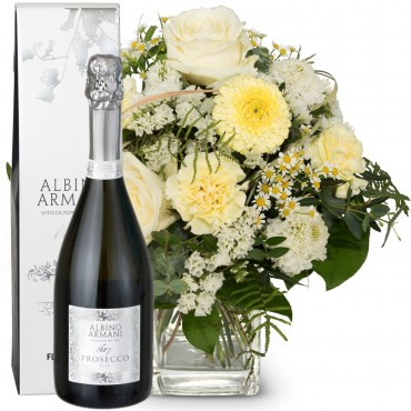 Natural lightness with Prosecco Albino Armani DOC (75cl)