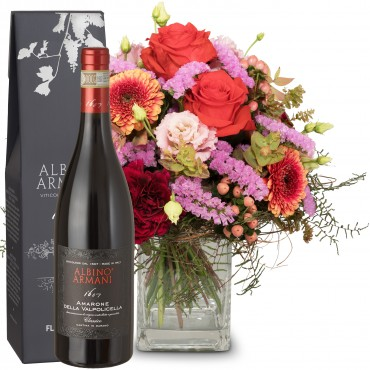 Colorful Wishes and  Amarone Albino Armani  DOCG (75cl)