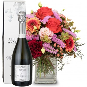 Colorful Wishes with Prosecco Albino Armani DOC (75cl)
