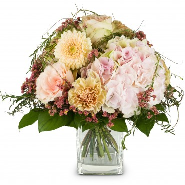 Romantic Hydrangea Bouquet