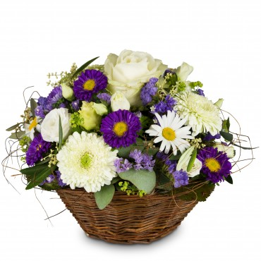Beautiful Summer Basket