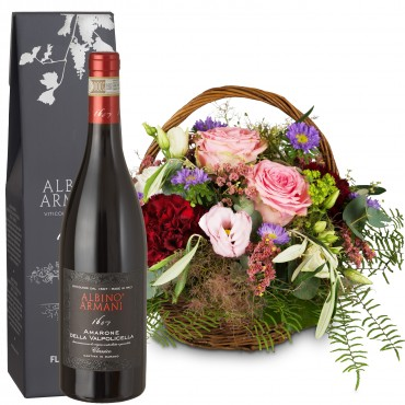 Summer Awakening with Amarone Albino Armani  DOCG (75cl)