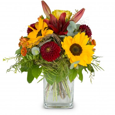 August Bouquet of the Month