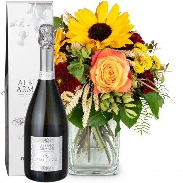 Top of Summer with Prosecco Albino Armani DOC (75cl)