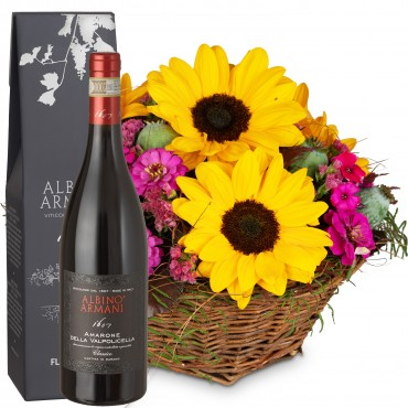 Sunny Day with Amarone Albino Armani  DOCG (75cl)