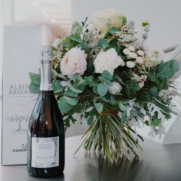 «Fresh & Pure» created by a Master with Prosecco Albino Armani DOC (75cl)