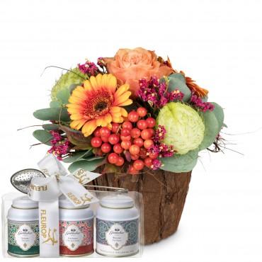 Happy Surprise with Gottlieber tea gift set