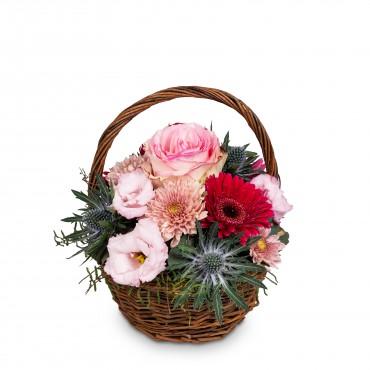 Romantic Seasonal Basket