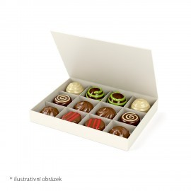 Branded chocolates mix