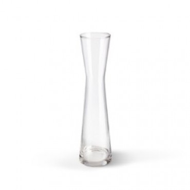Standard size crystal vase