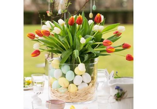 Tipy jak slavnostně připravit velikonoční stolování