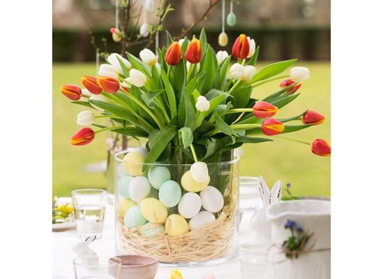 Jak slavnostně připravit velikonoční stůl