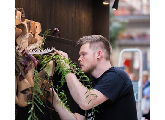 Stephan Triebe se stal Mistrem floristou Německa