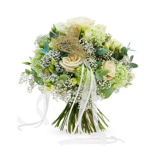 Levně Svatební romantická kytice