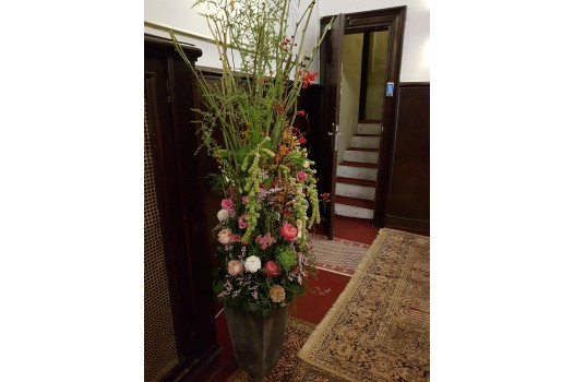 Flower arrangement Fleurop for events