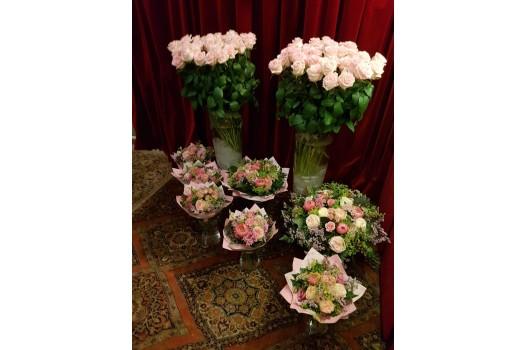 Roses Bouquets Fleurop