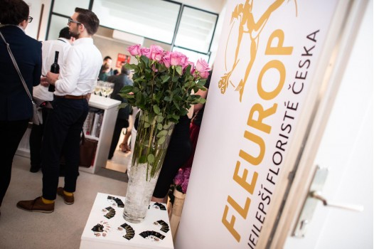 Fleurop roses sponzoring
