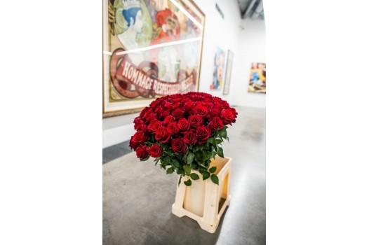 roses bouquet - delivery Fleurop.cz