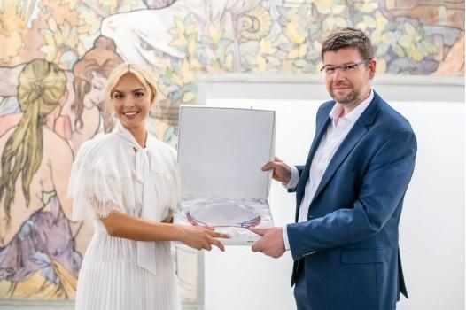 Beauty of Help Award  2020 Prag Museum Kampa