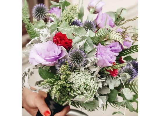Proč využít rozvoz květin