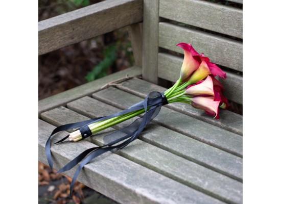 Jaká kytice se hodí na pohřeb