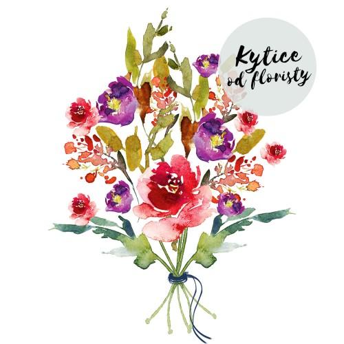 Original and fresh handmade bouquet