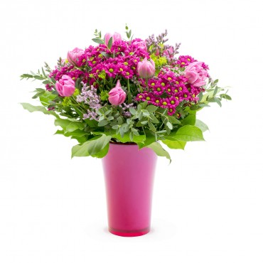 Pink and Purple romance