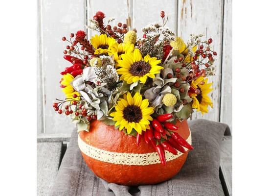 Podzimní floristické trendy
